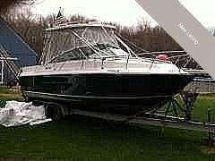 "Express Cruiser | 1989 27'0"" Sea Ray 270 Amberjack"