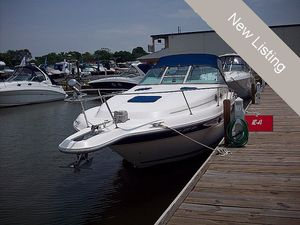 "Express Cruiser | 1995 29'0"" Sea Ray 290 Sundancer"