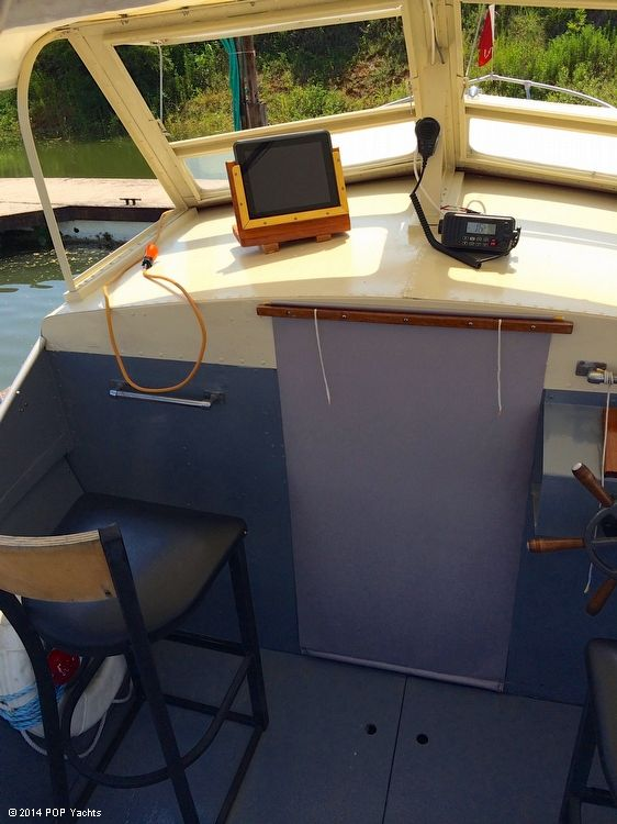1955 Used Lone Star Cruisemaster 21 Aluminum Fishing Boat ...