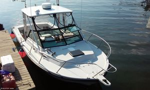 Used Rampage 240 Express Walkaround Fishing Boat For Sale