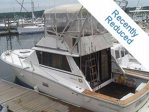 "Sports Fishing Boats | 1981 36'0"" Trojan F36 Convertible"