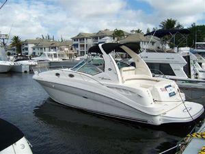 "Cruisers | 2003 32'0"" Sea Ray Sundancer 320"