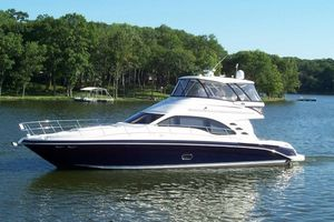 "Cruisers | 2005 55'0"" Sea Ray Cruiser"