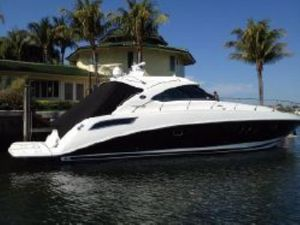 "Sports Cruiser | 2012 54'0"" Sea Ray Sundancer"