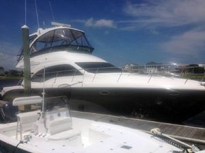 "Express Cruiser | 2006 52'0"" Sea Ray Sedan Bridge"