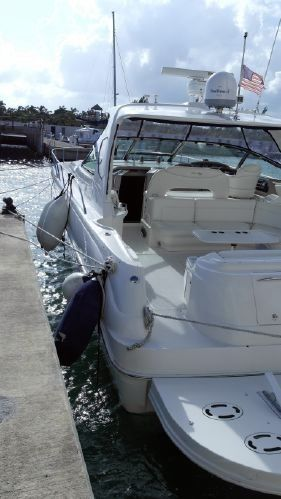 "Express Cruiser | 2005 46'0"" Sea Ray 460 Sundancer"