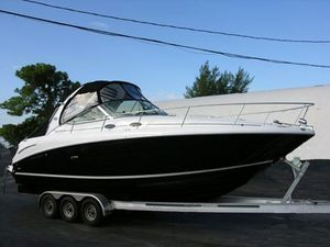 "Cruisers | 2006 30'0"" Sea Ray Sundancer"