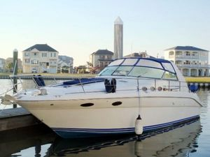 "Express Cruiser | 1995 37'6"" Sea Ray Sundancer"