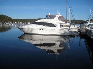 "Motor Yachts | 2001 54'0"" Sea Ray 540 Cockpit Motor Yacht"