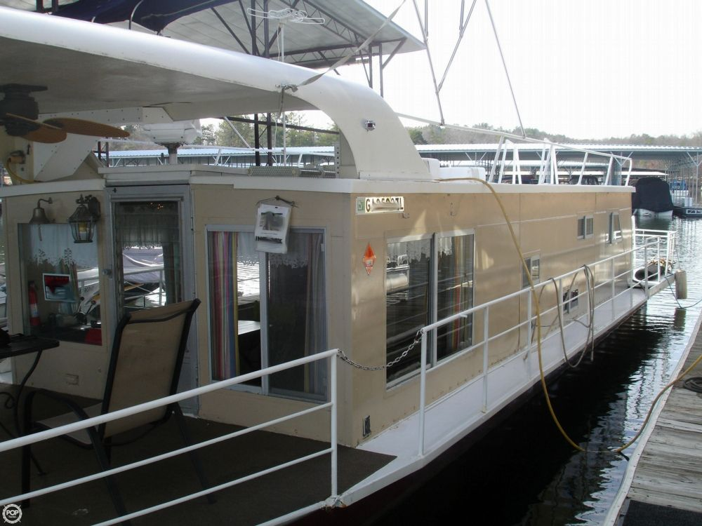 1972 Used Drifter 47 X 14 House Boat For Sale