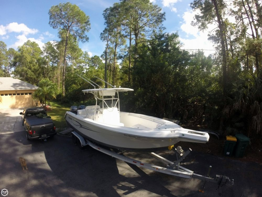 2007 used angler 2700 limited edition center console for Angler fish for sale