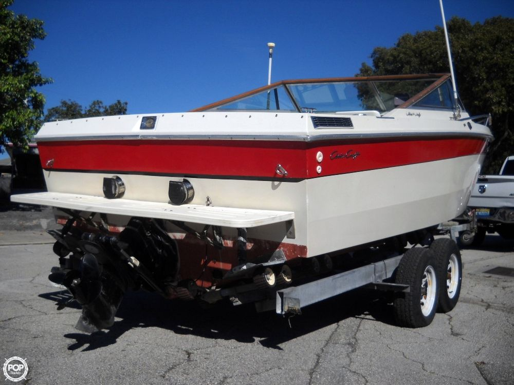 Used Chris-Craft Scorpion 230 High Performance Boat For Sale