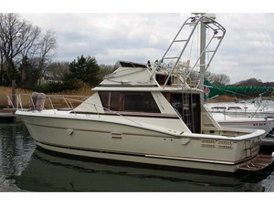 Sports Fishing Boats | 1984 36' Trojan Convertible