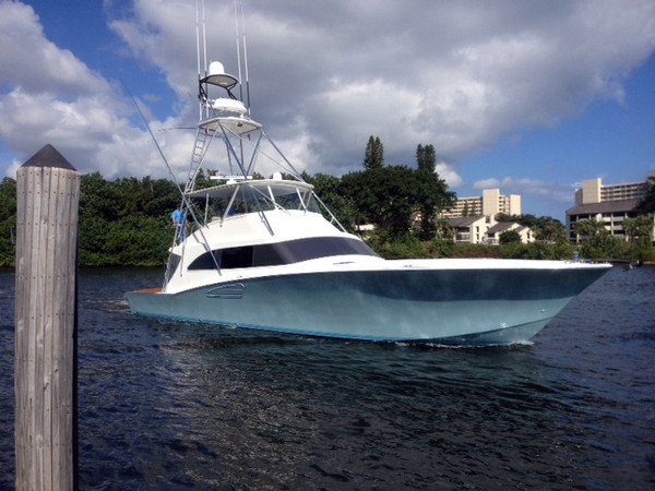 2006 used jim smith sports fishing boat for sale for Sport fishing boats for sale by owner