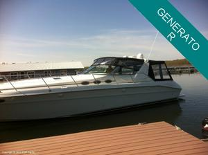 "Express Cruiser | 1998 40'0"" Sea Ray 400 EC"