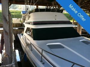 "Sports Fishing Boats | 1986 35'0"" Trojan 10.8 Convertible 35"