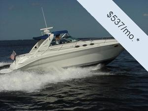 "Express Cruiser   1997 37'0"" Sea Ray 370 Sundancer"