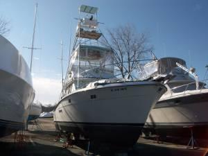 "Sports Fishing Boats | 1976 36'0"" Trojan 36"