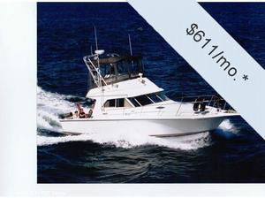 "Sports Fishing Boats | 1990 36'0"" Trojan 10.8 Meter"