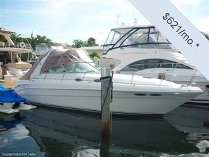 "Express Cruiser | 2001 34'0"" Sea Ray 340 Sundancer"