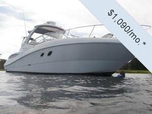 "Express Cruiser | 2007 33'0"" Sea Ray 310 Sundancer"