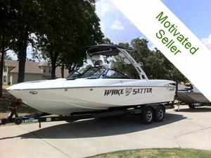 "Ski and Wakeboard Boats | 2011 24'0"" Malibu 247 LSV"