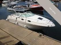 "Express Cruiser | 2002 24'0"" Sea Ray 240 Sundancer"