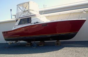 "Sports Fishing Boats | 1980 36'0"" Trojan F36"