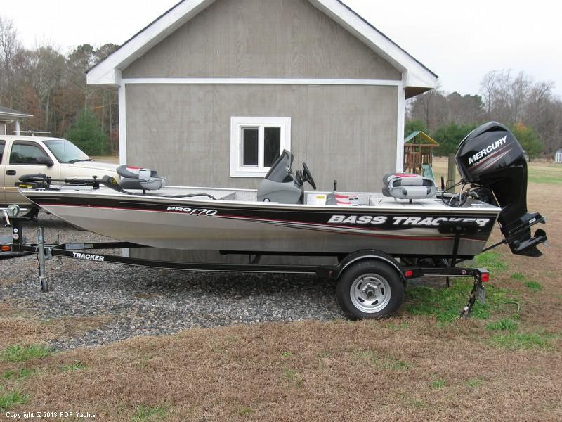 Bass Tracker Pro 170 for Sale