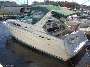 "Express Cruiser | 1991 28'0"" Sea Ray 28 Sundancer"