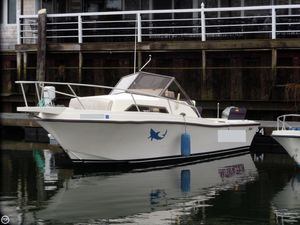 Used Mako 24 Walk Around around Fishing Boat For Sale