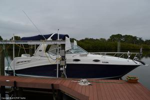 "Express Cruiser | 2006 26'0"" Sea Ray 260 Sundancer"