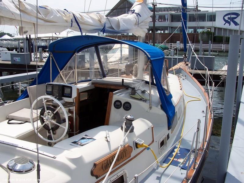 "1976 37'0"" Irwin Yachts 37 MK3 Center Cockpit For Sale"