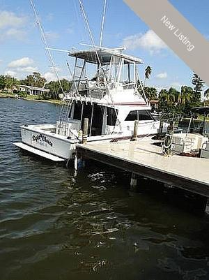"Sports Fishing Boats | 1988 35'0"" Trojan 10.8 Meter"