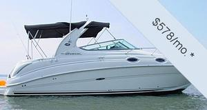 "Express Cruiser | 2006 28'0"" Sea Ray 280 Sundancer"