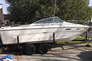 "Cruisers | 1985 23'0"" Sea Ray 23 SRV Fisherman"