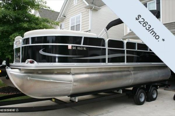 Used Berkshire 200 CL LTD Pontoon Boat For Sale