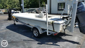 Used Sundance FX19 Flats Fishing Boat For Sale