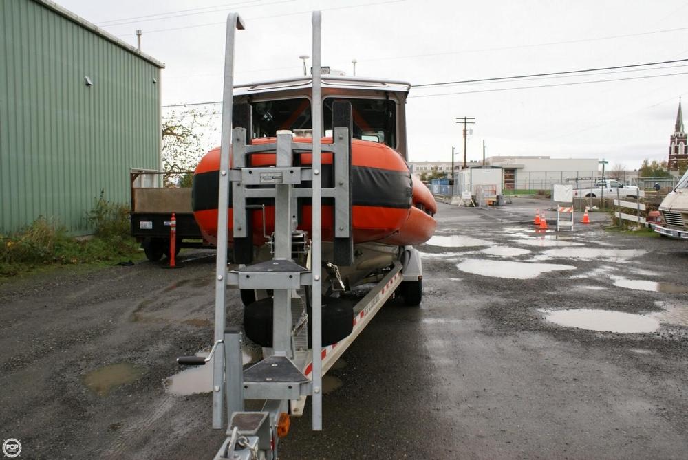 2004 Used Safe 25 Defender Full Cabin Pilothouse Boat For ...