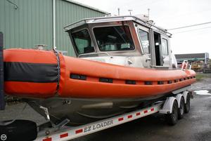 Used Safe 25 Defender Full Cabin Pilothouse Boat For Sale