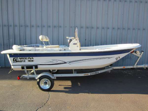 New Carolina Skiff 16 JVX CC Skiff Boat For Sale