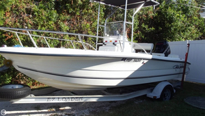 Used Sea Boss 190 CC Center Console Fishing Boat For Sale