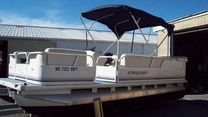 Used Starcraft Cruise 200 Pontoon Boat For Sale