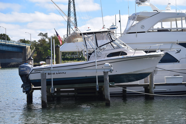 Used Grady-White Sailfish 282 Saltwater Fishing Boat For Sale