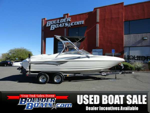 Used Larson Senza 226 IO Bowrider Boat For Sale