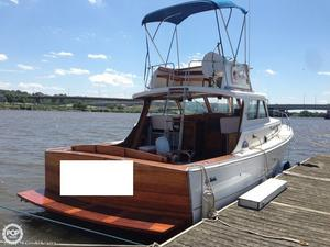 Used Egg Harbor 37 Express Flybridge Antique and Classic Boat For Sale