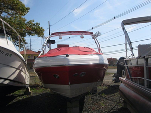 Used Rinker 232 Captiva Bowrider Runabout Boat For Sale