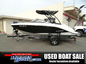 Used Scarab 195 HO Jet Boat For Sale
