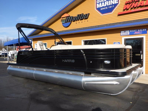New Harris Sunliner Series 220 Pontoon Boat For Sale