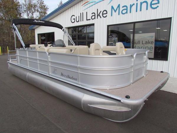 New Misty Harbor Boats Adventure FF 245 Pontoon Boat For Sale